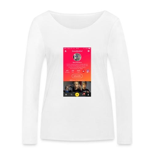 IMG 0223 - Ekologisk långärmad T-shirt dam från Stanley & Stella