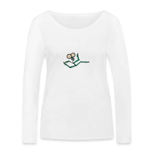 runner - Women's Organic Longsleeve Shirt by Stanley & Stella