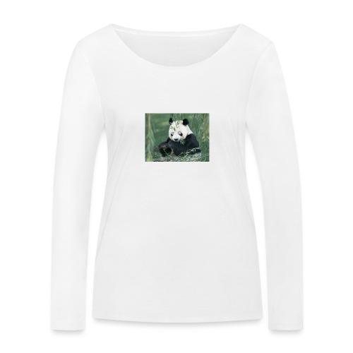 wiiiiiiiiiiiiiiiiie - Vrouwen bio shirt met lange mouwen van Stanley & Stella