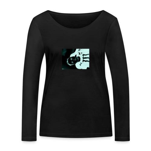 Mikkel sejerup Hansen cover - Økologisk Stanley & Stella langærmet T-shirt til damer