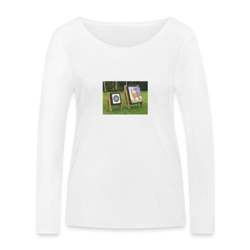7EE4ABA5 03CC 4458 8D34 B019DF4DD5F1 - Økologisk langermet T-skjorte for kvinner fra Stanley & Stella