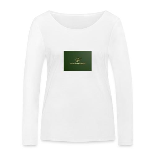 NM Clothing & Merchandise - Økologisk Stanley & Stella langærmet T-shirt til damer