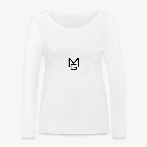MG Clothing - Women's Organic Longsleeve Shirt by Stanley & Stella