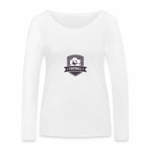 football - Frauen Bio-Langarmshirt von Stanley & Stella