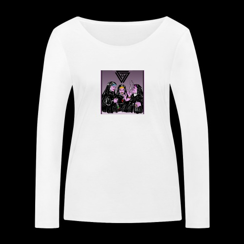terible - T-shirt manches longues bio Stanley & Stella Femme