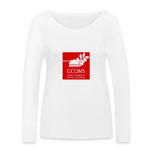 GCOMS logo - Women's Organic Longsleeve Shirt by Stanley & Stella