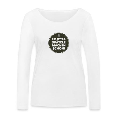 Beweis - Frauen Bio-Langarmshirt von Stanley & Stella