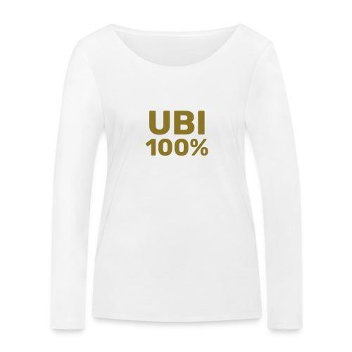 UBI 100% - Women's Organic Longsleeve Shirt by Stanley & Stella