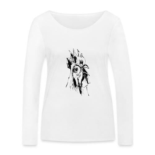 Mohawk - Frauen Bio-Langarmshirt von Stanley & Stella