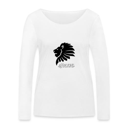 Gymlions T-Shirt - Frauen Bio-Langarmshirt von Stanley & Stella