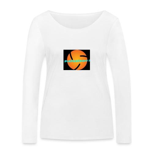 LOGO PixForCraft (Le logo de Juin 2017) - T-shirt manches longues bio Stanley & Stella Femme