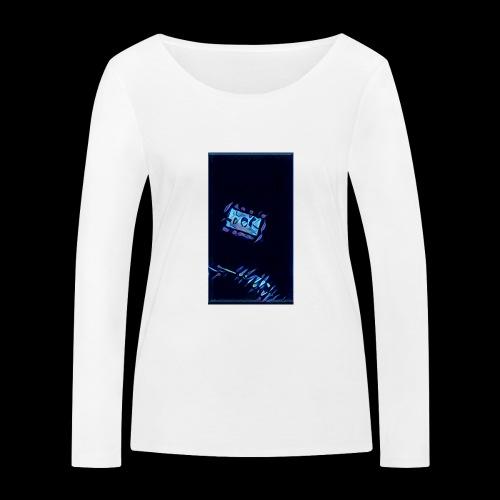 It's Electric - Women's Organic Longsleeve Shirt by Stanley & Stella