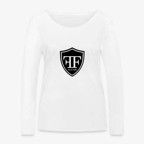 Force & Famille Principal - T-shirt manches longues bio Stanley & Stella Femme