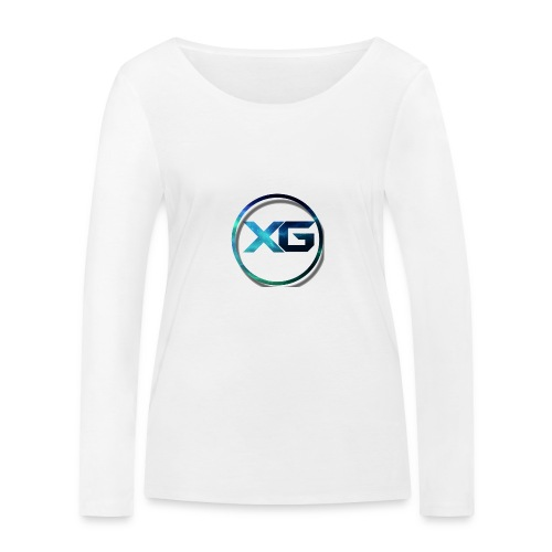XG T-shirt - Vrouwen bio shirt met lange mouwen van Stanley & Stella