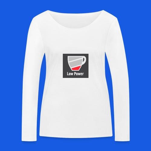 Low power need refill - Økologisk Stanley & Stella langærmet T-shirt til damer