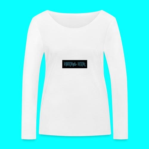 coollogo_com-6222185 - Vrouwen bio shirt met lange mouwen van Stanley & Stella