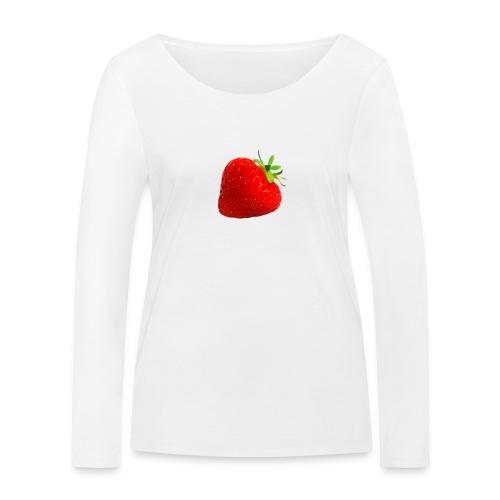 Baby - Økologisk Stanley & Stella langærmet T-shirt til damer