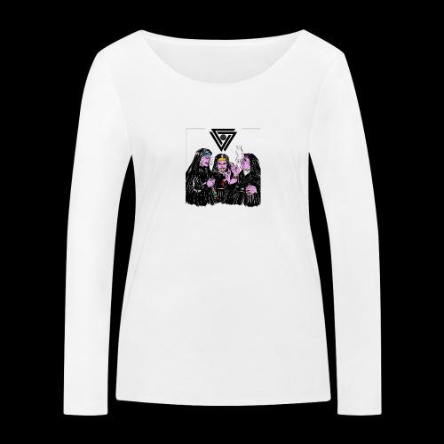Fichier 1 - T-shirt manches longues bio Stanley & Stella Femme