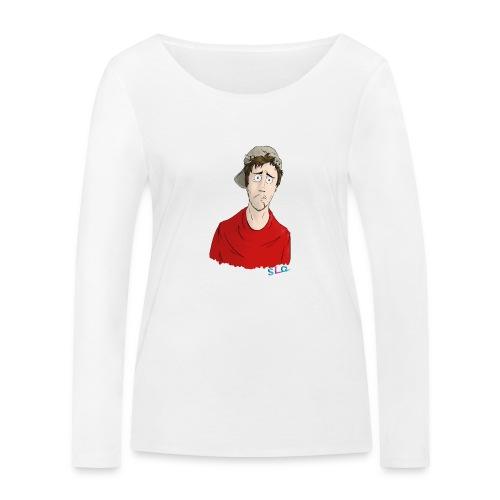 Geek - Tee shirt manches longues Premium Homme - T-shirt manches longues bio Stanley & Stella Femme