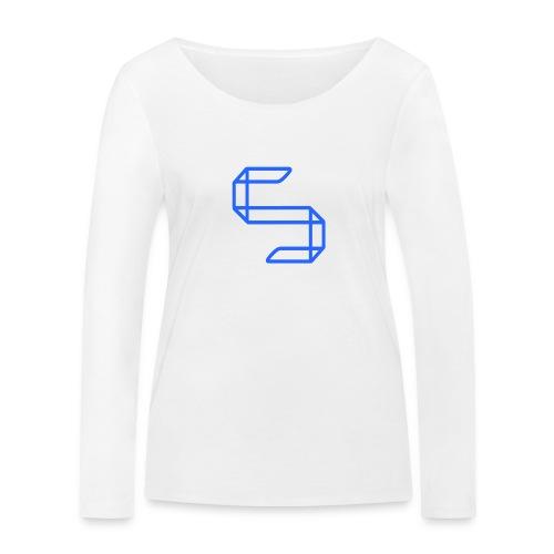A S A 5 or just A worm? - Vrouwen bio shirt met lange mouwen van Stanley & Stella