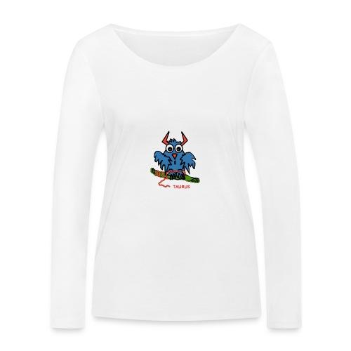 1523968600600 - Ekologisk långärmad T-shirt dam från Stanley & Stella