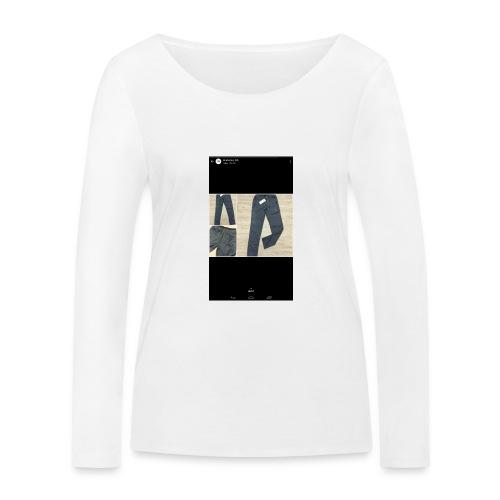 Allowed reality - Women's Organic Longsleeve Shirt by Stanley & Stella