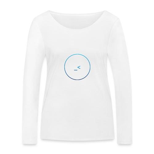 Coding Magazine logo - Women's Organic Longsleeve Shirt by Stanley & Stella