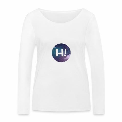 H! - Women's Organic Longsleeve Shirt by Stanley & Stella
