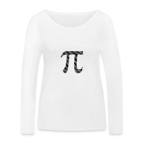 Pi Used - Frauen Bio-Langarmshirt von Stanley & Stella
