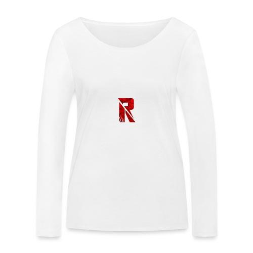 RaZe R Logo - Women's Organic Longsleeve Shirt by Stanley & Stella