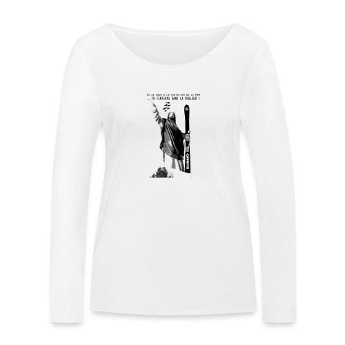 2017 Jesus Telemark - T-shirt manches longues bio Stanley & Stella Femme