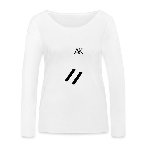 design tee - Vrouwen bio shirt met lange mouwen van Stanley & Stella
