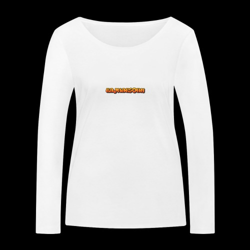 KajmakSohn - Frauen Bio-Langarmshirt von Stanley & Stella