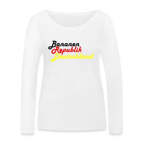 BRD #1 - Frauen Bio-Langarmshirt von Stanley & Stella