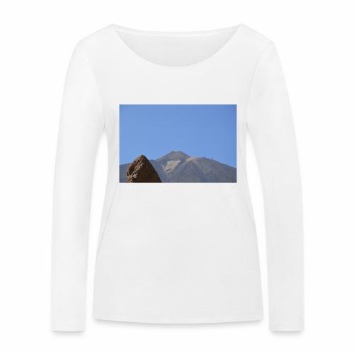 Teide - Teneriffa - Frauen Bio-Langarmshirt von Stanley & Stella
