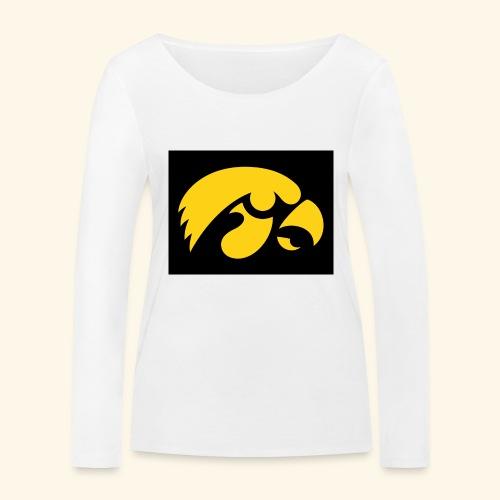YellowHawk shirt - Vrouwen bio shirt met lange mouwen van Stanley & Stella