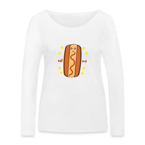 hotdog - T-shirt manches longues bio Stanley & Stella Femme