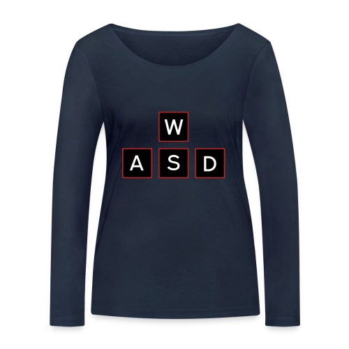 aswd design - Vrouwen bio shirt met lange mouwen van Stanley & Stella
