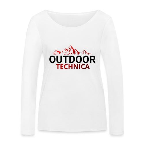 Outdoor Technica - Women's Organic Longsleeve Shirt by Stanley & Stella