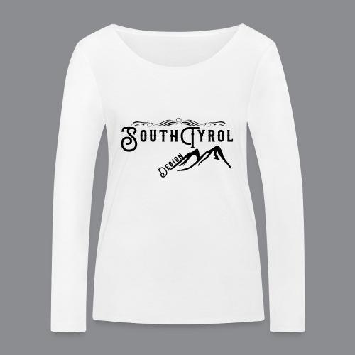 SouthTyrol Design - Frauen Bio-Langarmshirt von Stanley & Stella