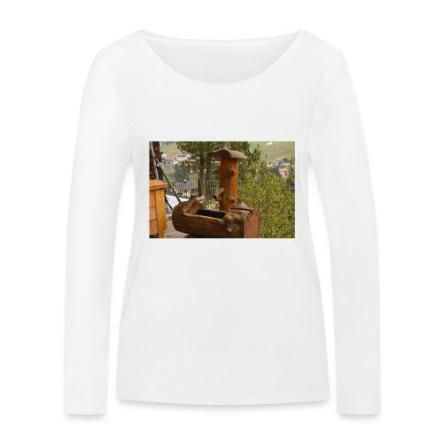 19.12.17 - Frauen Bio-Langarmshirt von Stanley & Stella