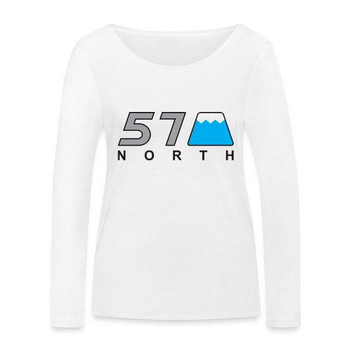 57 North - Women's Organic Longsleeve Shirt by Stanley & Stella