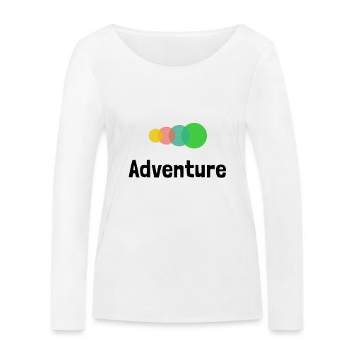 Pure Adventure - Women's Organic Longsleeve Shirt by Stanley & Stella