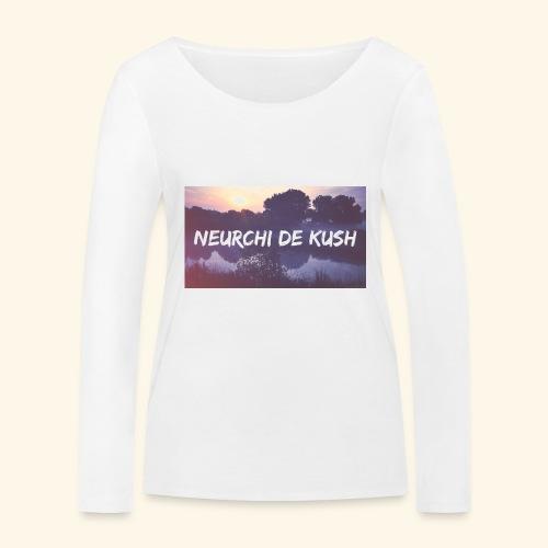 🌼🔥🍁☘️ - T-shirt manches longues bio Stanley & Stella Femme