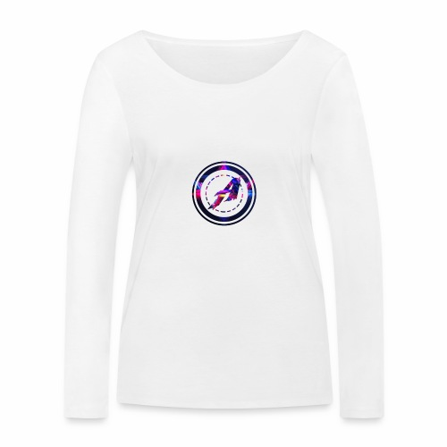Limited Edition Logo - Frauen Bio-Langarmshirt von Stanley & Stella