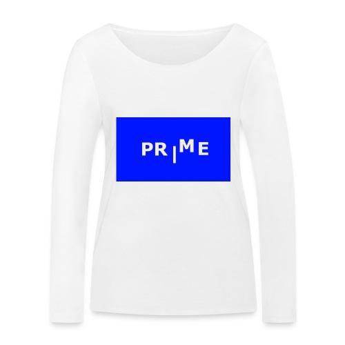 PR|ME - Ekologisk långärmad T-shirt dam från Stanley & Stella