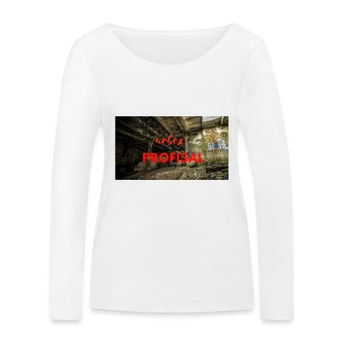 profisal - Ekologiczna koszulka damska z długim rękawem Stanley & Stella