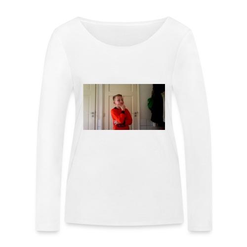 generation hoedie kids - Vrouwen bio shirt met lange mouwen van Stanley & Stella