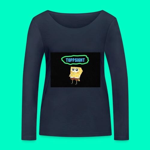 Topsight - Ekologisk långärmad T-shirt dam från Stanley & Stella