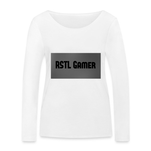 RSTL Gamer Limted time merch - Women's Organic Longsleeve Shirt by Stanley & Stella